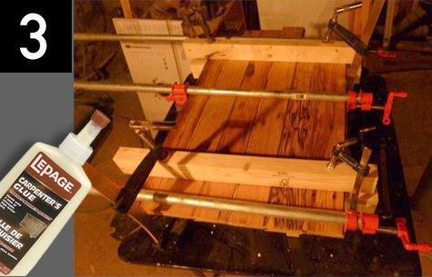 Kitchen Cabinet Doors In Reclaimed Wood